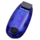 Blue Police Blinky Safety Light
