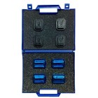 KB01 Multi Function Road Kit of 4 + Self Adhesive Docks