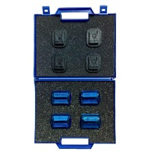 KB01 Multi Function Road Kit of 4 + Self Adhesive Docks