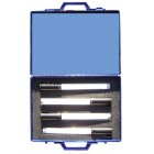 Blue/Red Traffic Baton Case 4 Units