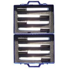 Blue/Red Emergency Evac Light Case of 8 Units