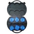 Police Blue LED Road Hazard Lights
